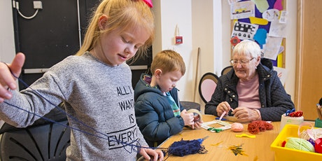 27th October - Family Crafts - Bats tickets