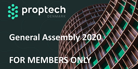 PropTech Denmark General Assembly tickets