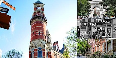 'Greenwich Village: Tales of Artists, Activists, & Apparitions' Webinar tickets