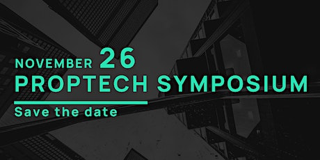 PropTech Symposium 2020 tickets