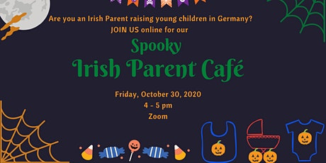 Spooky Irish Parent Café tickets