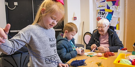 31st October - Family Crafts - Witch's Sock Cats tickets