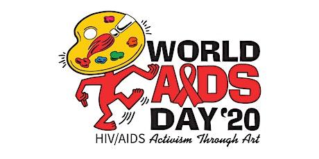 World AIDS Day 2020 tickets