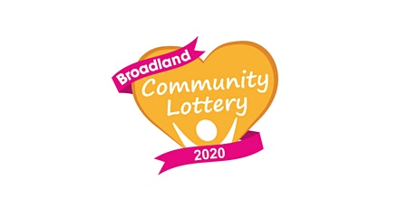 Community at Heart Lottery Good Causes Launch tickets