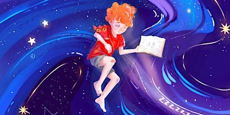 """Voorlezen uit het boek """"De kracht van dromen"""" door Eva Esser - 4-8 jr tickets"""