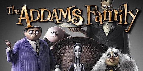 A Spooktacular Night at the Drive-In Movie: The Addams Family (2019) tickets
