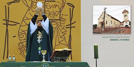 Missa, Sáb 03/10 19h - Capela Espírito Santo ingressos