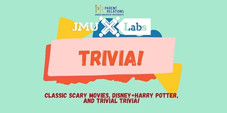 Trivia: Family & Friends Game Night Series with JMU X-Labs