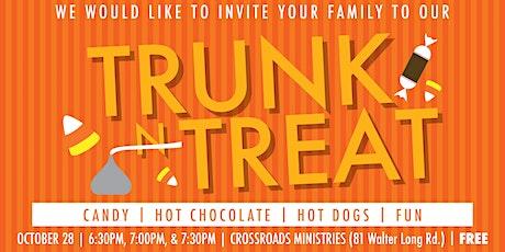 Trunk-N-Treat @ Crossroads Ministries 2020 tickets