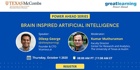 [FREE Webinar] Brain-Inspired Future of AI - for AI enthusiasts & learners tickets