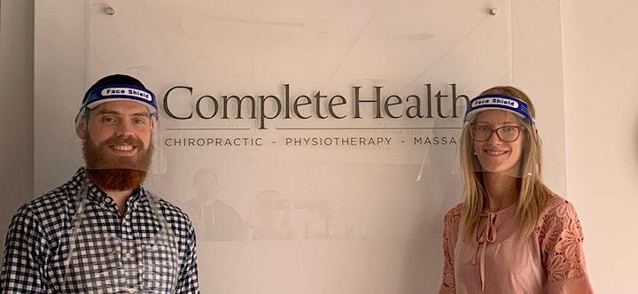FREE Spine & Posture Checks image