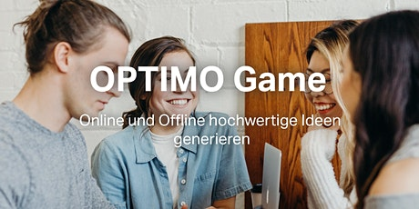 OPTIMO Game Evening - Vol. 1 Tickets