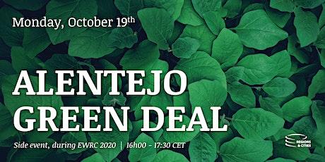 Alentejo Green Deal tickets