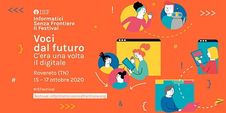 L'Italia più digitale dopo la pandemia| ISF Festival 2020 biglietti