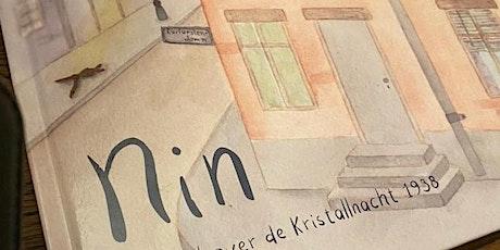 """Voorlezen uit het boek ''Nin"""" door Calle van Laar - 4-8 jr tickets"""