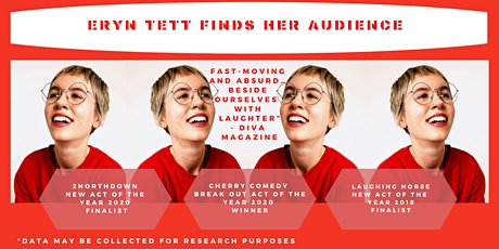 Eryn Tett Finds Her Audience tickets