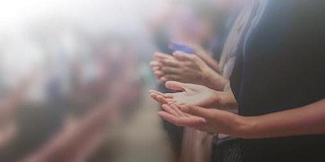 Servicio día Domingo  |  Culto 10 hs entradas
