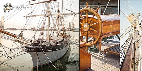 1877 Tall Ship ELISSA Self-Guided Tour
