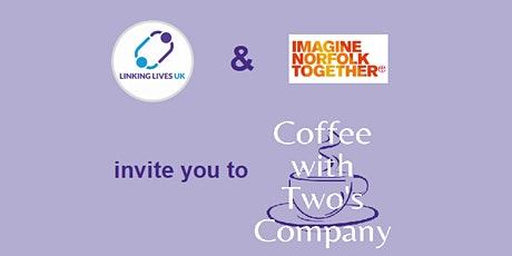 Coffee with Two's Company online tickets