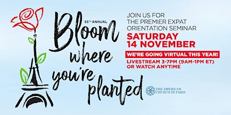 Bloom Where You're Planted: SPONSORS + EXHIBITORS tickets