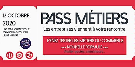 Pass' Métiers : Les Métiers du commerce billets
