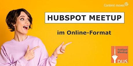 HubSpot Meetup Düsseldorf tickets