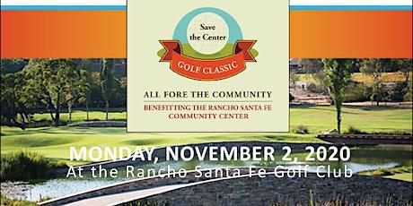 RSFCC - Save The Center Golf Tournament tickets