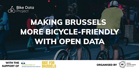 Bike Data Dive: Using  Open Data to Make Brussels more Bicycle-Friendly tickets