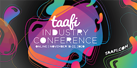 TAAFI Industry Conference 2020 tickets
