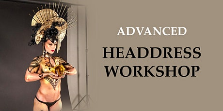 Advanced Headdress Workshop tickets