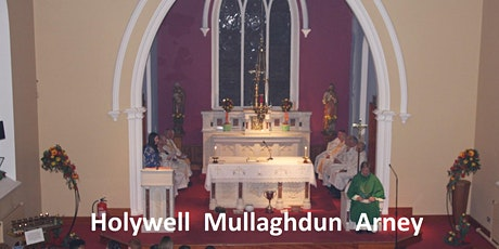 St Josephs, October Mass Mullaghdun Mass tickets