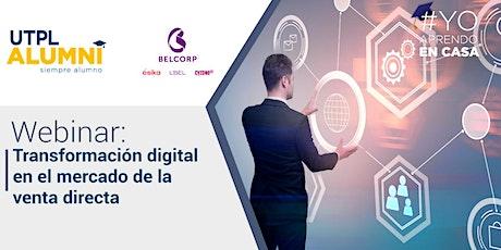 Webinar: Transformación digital en el mercado de la venta directa entradas