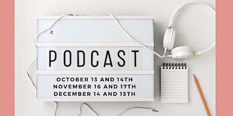 Create Your own Podcast Series Training - Ibiza tickets