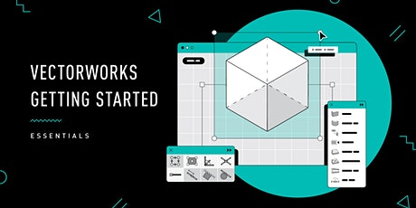 Vectorworks Getting Started Online Seminar-   Free for a limited time!!! tickets