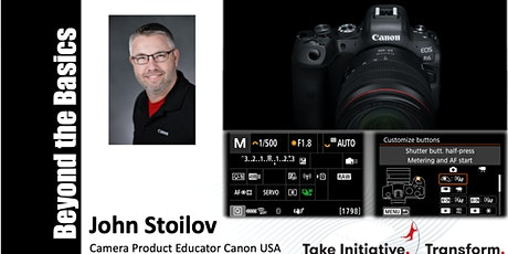 Beyond Basics with Canon - Online tickets