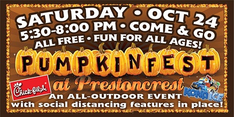 Pumpkinfest tickets