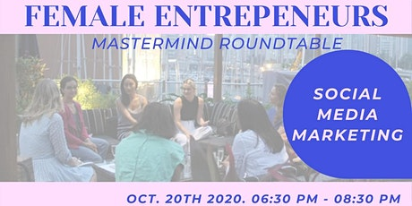 Female Entrepreneurs Mastermind Roundtable tickets