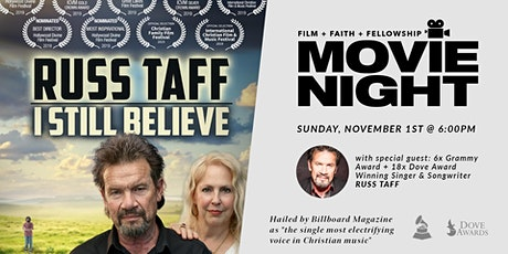 An Evening with Russ Taff - Music, Movie, and Q&A tickets