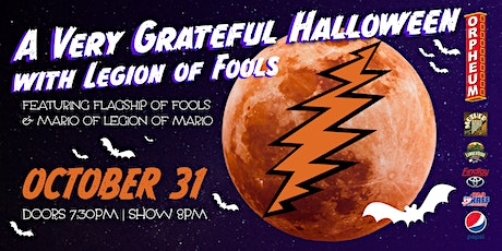 A Very Grateful Halloween with Legions Of Fools tickets