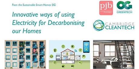 Innovative ways of using Electricity for Decarbonising the Home tickets
