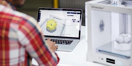 Workshop 3D ontwerpen