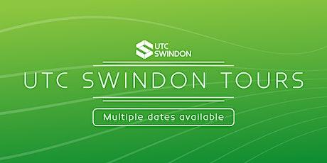 UTC Swindon - weekly tours tickets