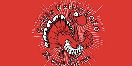 3rd Annual Gobble Wobble 3k walk 5K run tickets