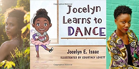 Virtual Author Story time with Jocelyn Isaac & Courtney P. Lovett tickets