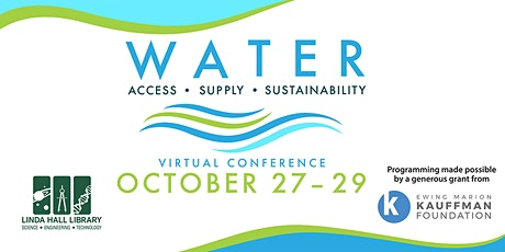 Water: Access, Supply, and Sustainability tickets