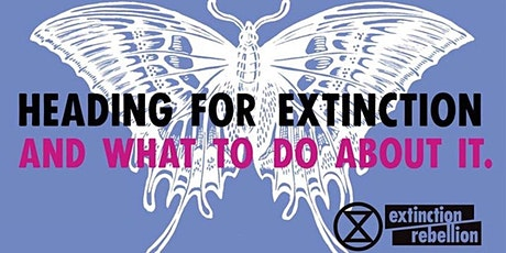 Heading for Extinction talk - plus Planet Bingo and vegan pie and peas! tickets