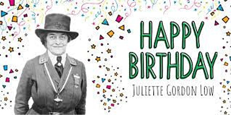 Juliette Gordon Low Birthday Celebration tickets