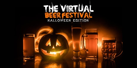 Halloween Themed  Virtual Beer Festival tickets