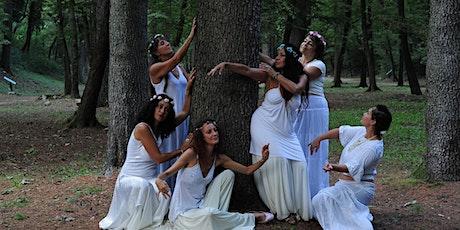 """""""La Natura è il mio Tempio"""" spettacolo multimediale biglietti"""