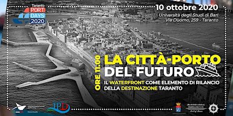 LA CITTA' - PORTO DEL FUTURO biglietti